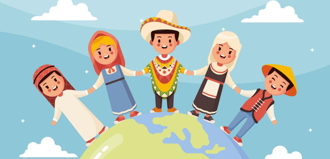 چرا کودکان خود را با فرهنگها و زبانهای دیگر آشنا کنیم؟